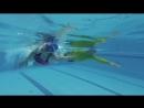 Total Immersion- синхронное плавание с ученицей