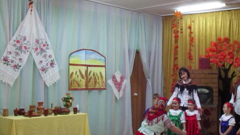 MVI_8396мастер-класс Осенние посиделки в БДОУ г. Омска Детский сад № 317 19.10.17