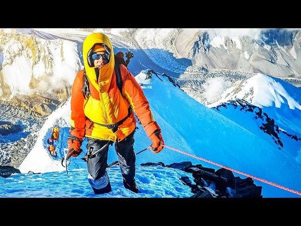 Восхождение на Гашербрум II (8035 метров): День 26-31...
