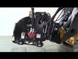 Подвесные дорожные фрезы John Deere Worksite Pro CP12D CP18D CP24D CP30D с шириной фрезерования 305 – 762 мм, 37 – 69 резцов