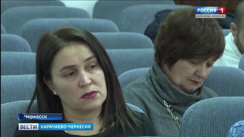 Пресс-конференция прокурора КЧР 09.02.2018