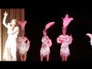 Юлиана поёт, а Роксолана танцует