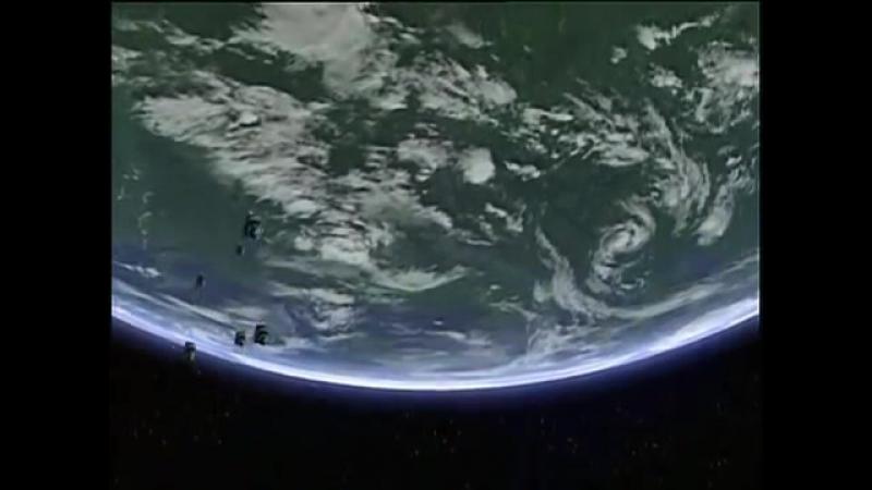 Brunnen-G Fight Song from the series Lexx