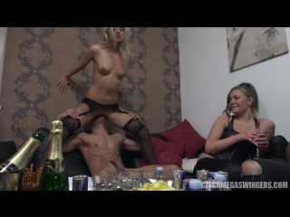 CZECH MEGA SWINGERS 21 - PART 4 All Sex, Group