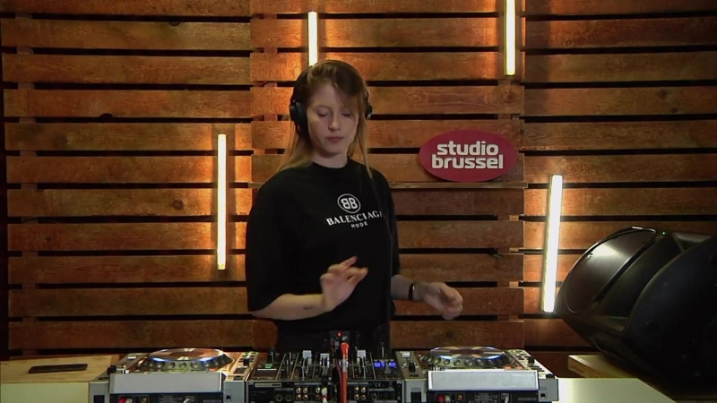 Charlotte de Witte - Live @ Bij Studio Brussel