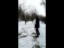 До Сяви дорвалась Снігова баба