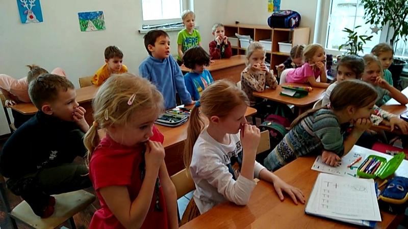 Светлана Королевская в Школе Жизни: познакомимся с мусором?