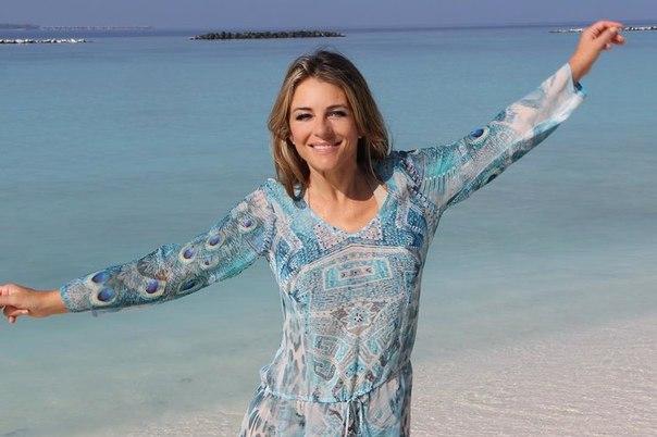 На грани: 52-летняя Элизабет Херли поделилась откровенным селфи