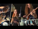 Billie Jean (Michael Jackson); Drum_Bass Cover by Milena and Sina