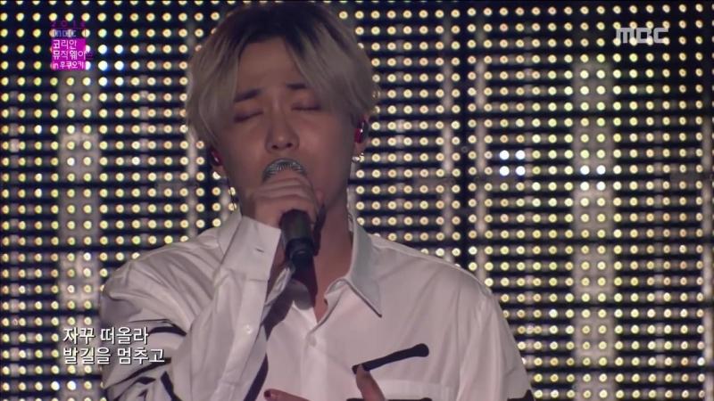 [HOT Hongki, Cho A - What I wanted to say, 홍기, 초아 - 아직 하지 못한 말 Korean Music Wave
