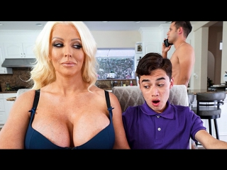 Alura jenson / step mom's new fuck toy / big ass big tits busty cow girl hardcore stepmom milf