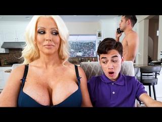 Alura jenson / step mom's new fuck toy / big ass big tits busty cow girl hardcore stepmom milf