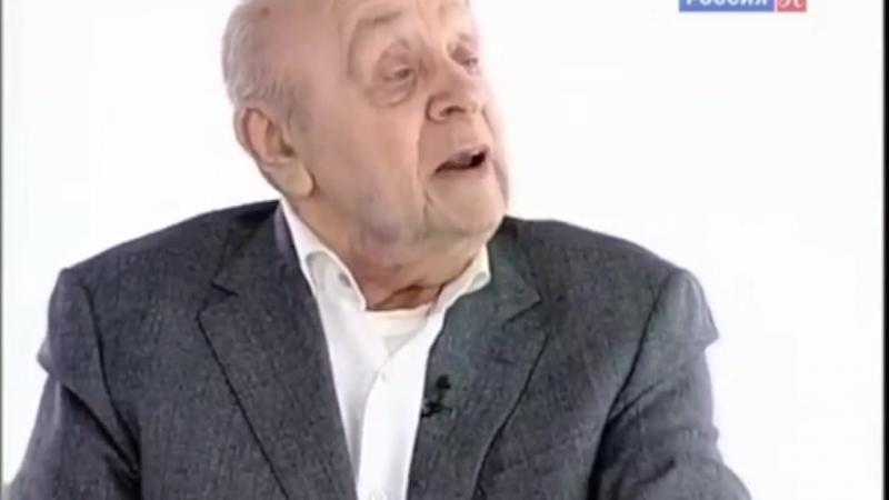 Леонид Броневой. Интервью, 2015 год