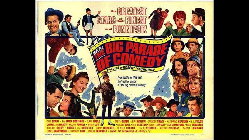 El gran desfile de la comedia 1964