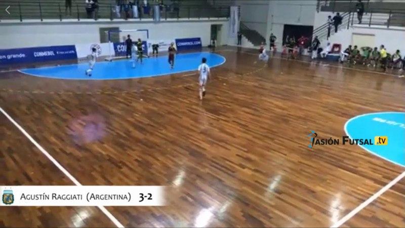 Pasión Futsal TV: Argentina 4-Venezuela 2 (Eliminatorias YOG 2018-Semifinal) FUTSAL AFA