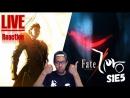 [Vezaks: реакция] Свет и тьма. Судьба: Начало / Fate/Zero - 1 сезон 5 серия