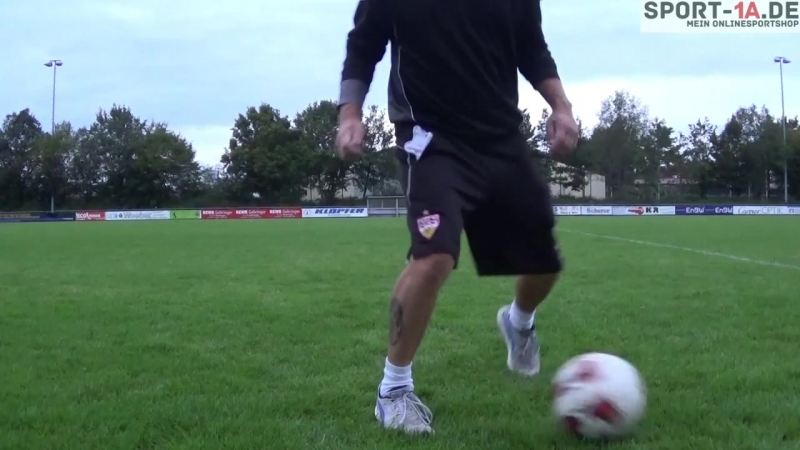 Trick Elastico - SEM Fußballtraning - 7 007TD