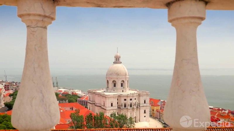 Lisbon in 5 minutes - World's best destination - Lisbon 4k view