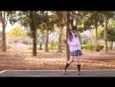 Танец японской школьницы LOVE&JOY
