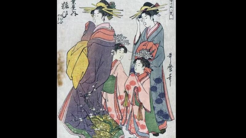 Kitagawa Utamaro_part1