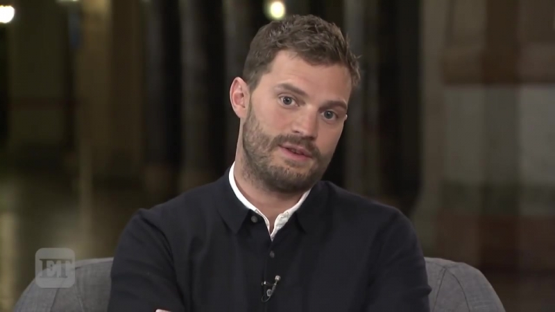 Jamie Dornan Says Its Bittersweet to Say Goodbye to Playing Christian Grey Exclusive