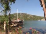 Наша морская прогулка по живописным островам Эгейского моря. Мармарис. Турция
