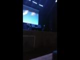 Показательный концерт  FDC