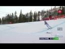 Линдси Вонн - 82-я победа - скоростной спуск - Оре / Lindsey Vonn - DH Åre 2018