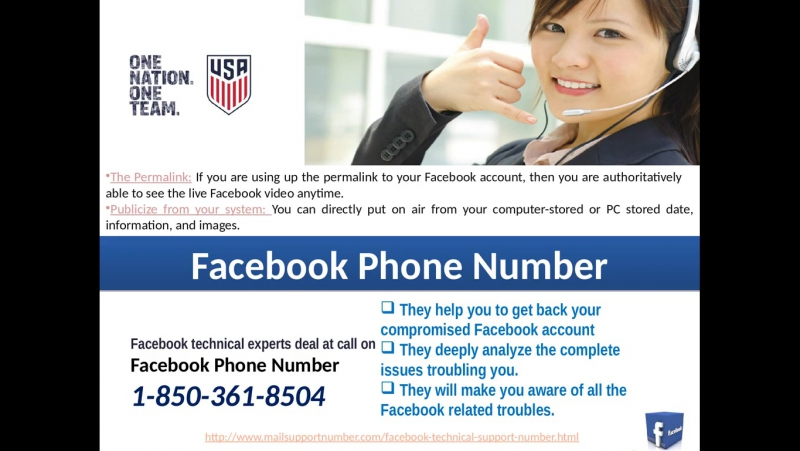 Could I Call at Facebook Phone Number @1-850-361-8504 to get a moment determination?