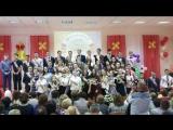 Финальная песня. Последний звонок 2017 у учеников МОУ СОШ №7 г.Шуя