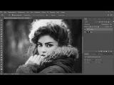 CC 2017 - Добавляем эффект зерна в photoshop