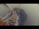 Покорители Московских высоток Как незаконно забраться на самый большой кран Европы Меркурий Сити On the roofs