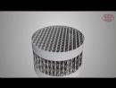 Ректификационная колонна и спираль Нуреева. - YouTube 360p