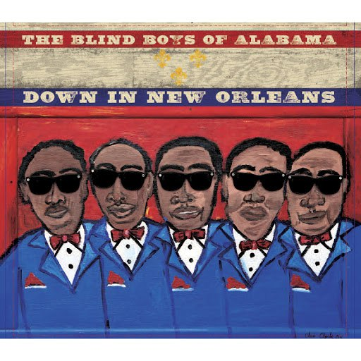 The Blind Boys of Alabama альбом Down in New Orleans
