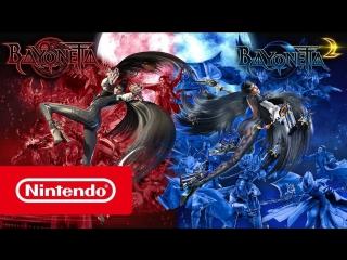 Bayonetta и Bayonetta 2 — релизный трейлер (Nintendo Switch)