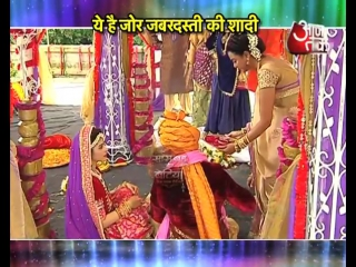 Jeet Gayi Toh Piya More - UNFAVOURABLE marriage of Devi and Adhiraj