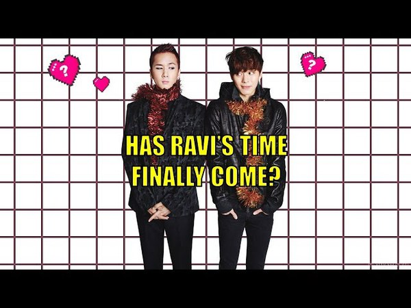 Ravi has won Hongbin's heart (...or not)