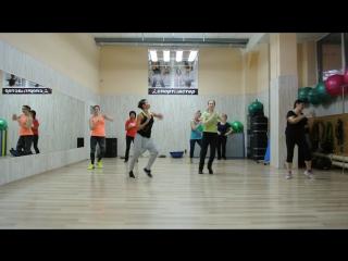 Aleksandra Gulevich - Salsa Michael Jackson