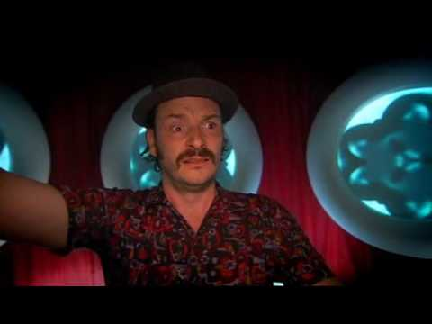 The Mighty Boosh Eels (A Pie Mash-up)