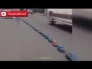 Приколы на дороге, наши водители самые уникальные во всем мире online-video-cutter 1