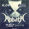 11.04 - ABBATH: THE BEST OF + Классика IMMORTAL