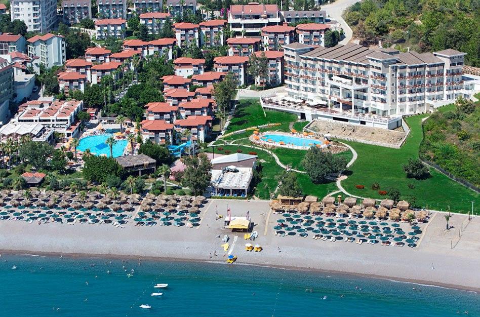 Турция, Алания, всё включено, отель 5* на 4 дня за 12852 руб. с человека!