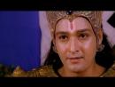 Кришна и Шакуни из фильма Махабхарата