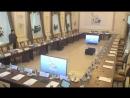 Заседание Координационного совета при Общественной палате по развитию добровольчества