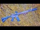Глушитель Стрела для М4 (Z-15) от магазина Barton