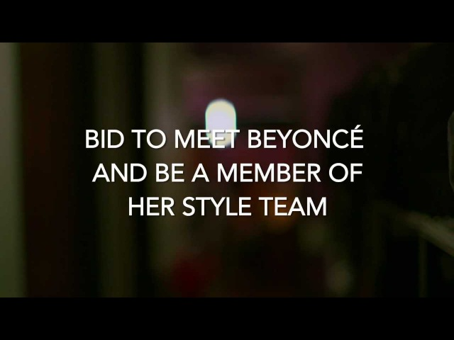 The Mrs. Carter Show: Charity Auction