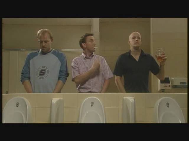 The Sketch Show - Toilet Teamwork