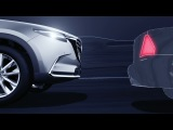 Mazda i-ACTIVSENSE Mazda Radar Cruise Control (MRCC) - with stop and go