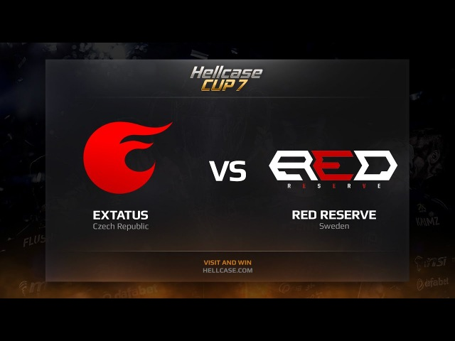 EXtatus vs Red Reserve HellCase Cup Season 7