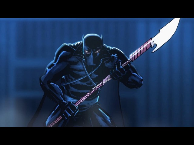 Marvel Knights Animation - Black Panther - Episode 6